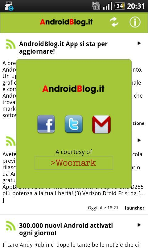 Android Blog.it – Donation Android News & Magazines