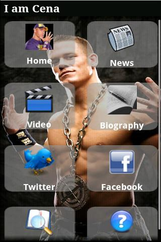 I am Cena Android Lifestyle