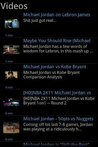 I am Jordan Android Lifestyle