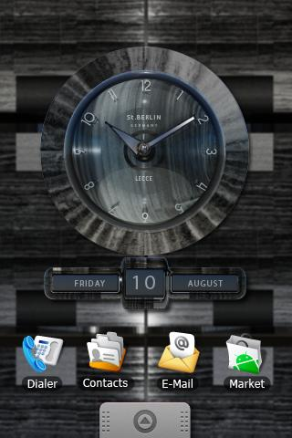 LECCE Themes + clock theme Android Multimedia