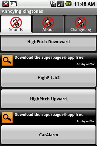 Annoying Ringtones Android Entertainment