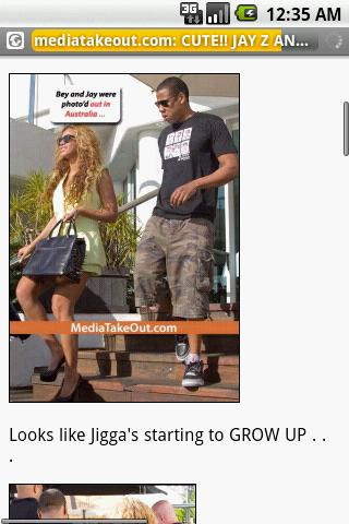 MediaTakeOut Android Entertainment