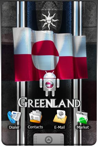 GREENLAND wallpaper android Android Themes