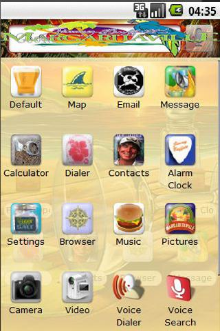 Wasted Away Again Android Themes