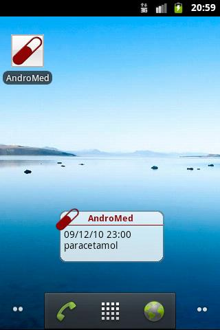 Andromed Android Health & Fitness