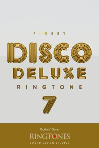 DISCO DELUXE Ringtone vol.7 Android Entertainment