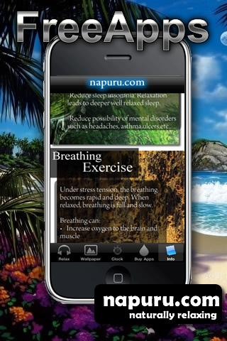 Tropic rain forest stress Android Health