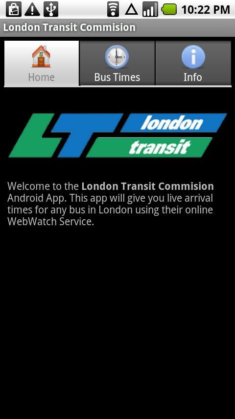 London Transit Android Travel