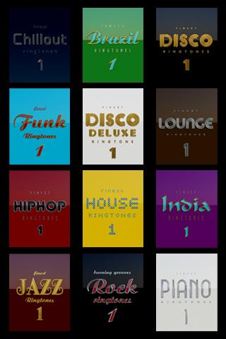 DISCO DELUXE Ringtone vol.2 Android Entertainment