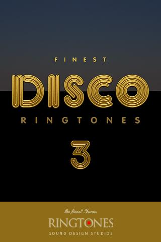 DISCO Ringtones vol.3 Android Multimedia