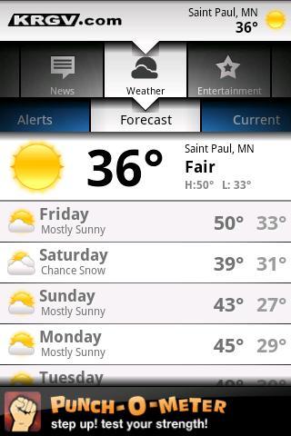 KRGV Mobile Local News Android News & Weather