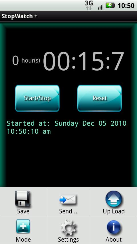 Stopwatch + Android Tools
