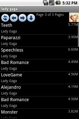Nicki Minaj ringtone Android Shopping