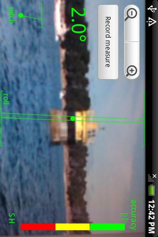 Sighting Compass Android Tools
