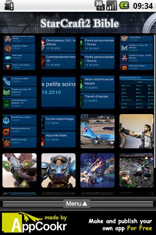 SC2 Bible Android Entertainment