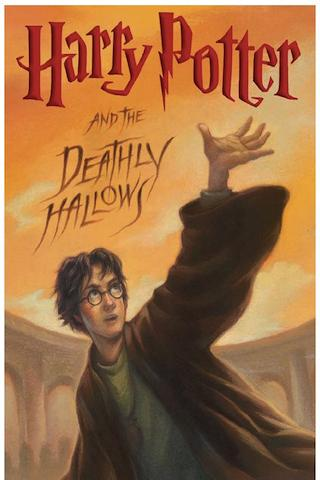 eBook- Harry Potter 7 Android Lifestyle