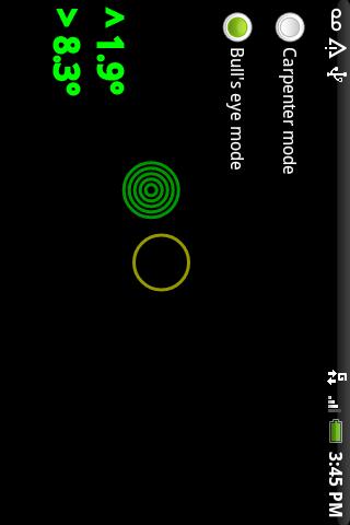 Spirit Level Android Tools
