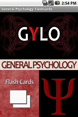 General Psychology Flashcards Android Education