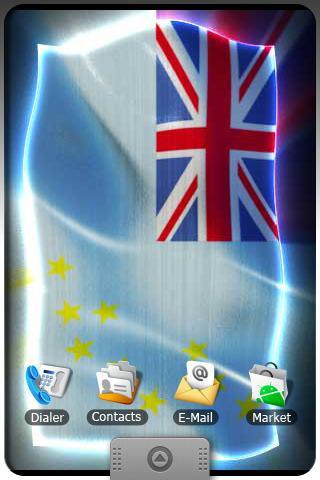 TUVALU LIVE FLAG Android Lifestyle