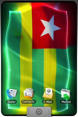 Togo LIVE FLAG Android Lifestyle