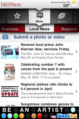 Grand Junction Free Press Android News & Weather