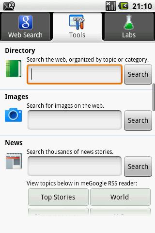 meGoogle Android Tools