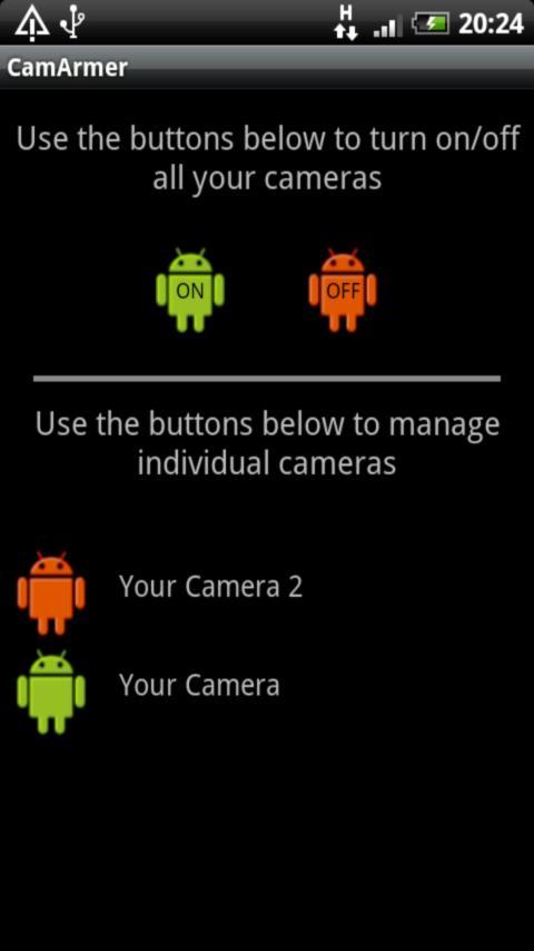CamArmerLite Android Tools