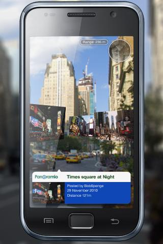 Reality Browser 3.0 Android Travel & Local