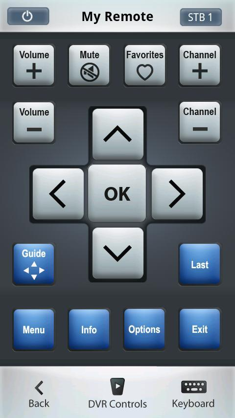 FiOS Mobile Remote Android Entertainment