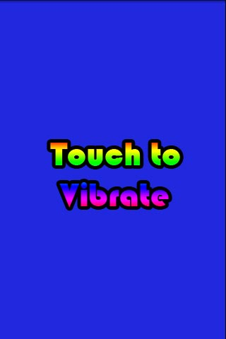 Touch Vibrate Android Tools