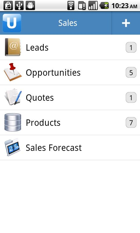 Upvise Sales Android Tools