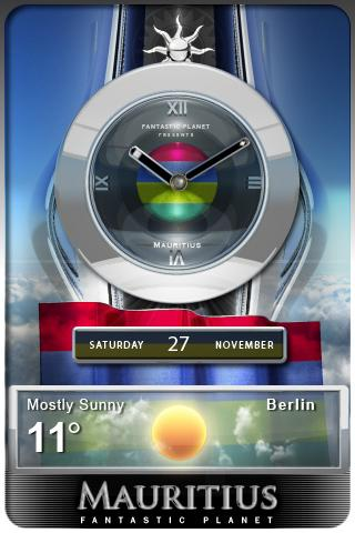 MAURITIUS AC Android Multimedia