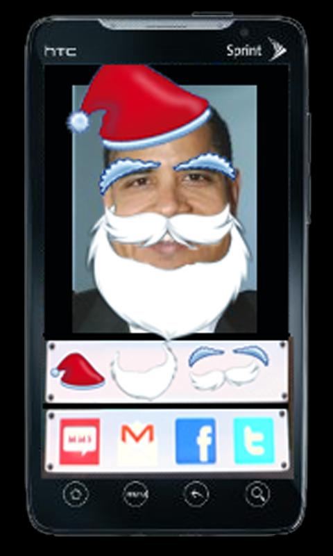 Santa Booth Android Entertainment