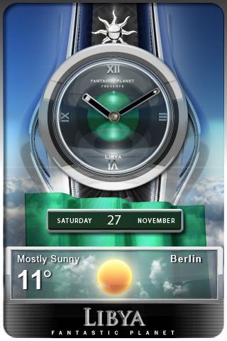 LIBYA AC Android Multimedia