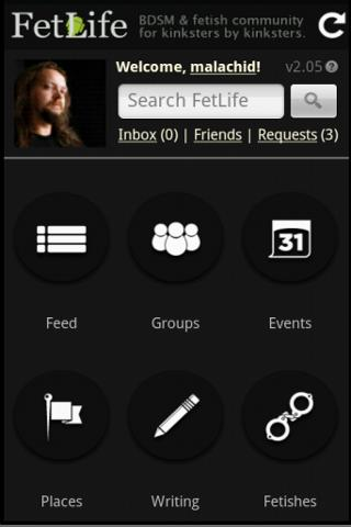Image Result For Fetlife App Android Free