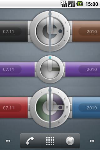Gem Clock Android Entertainment