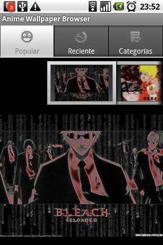 Anime Wallpaper Browser Android Personalization