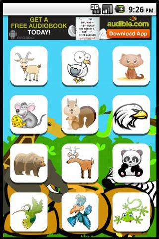 Animal Soundboard Ringtones Android Themes