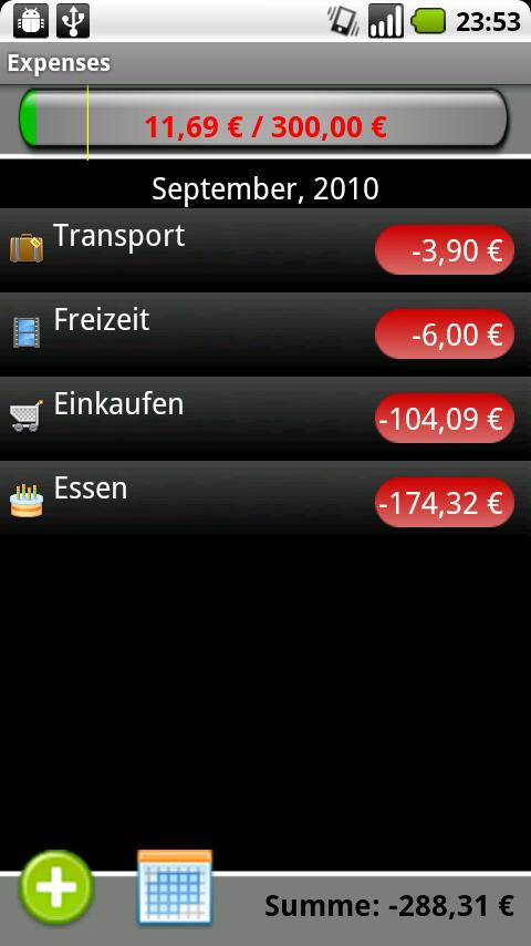 Fast Expense Tracker Android Finance