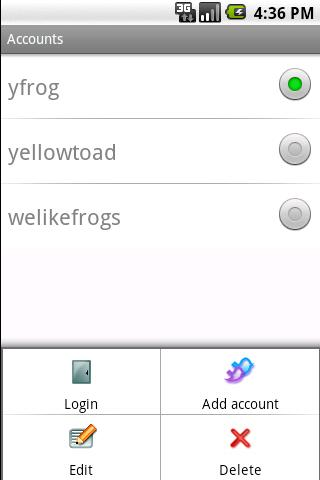 Yfrog for Android Android Multimedia