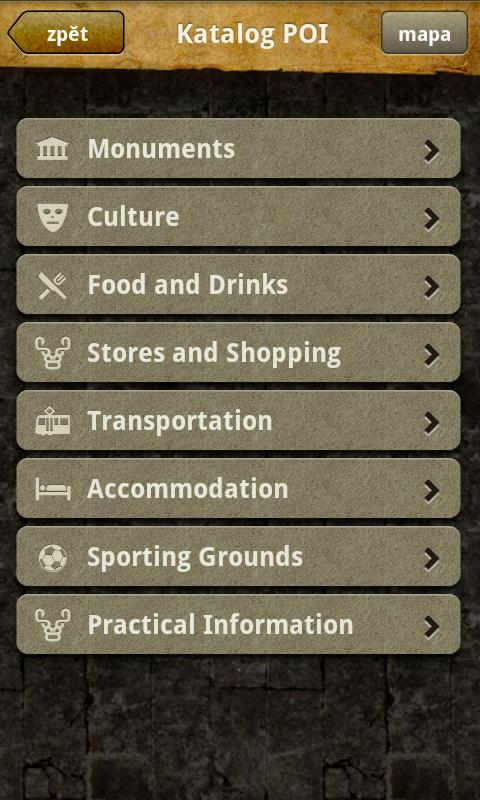 Prague Minos Guide Android Travel & Local