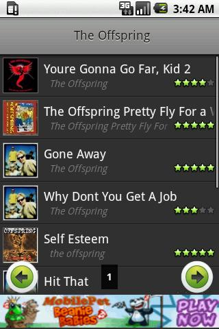 The Offspring Ringtone Android Entertainment