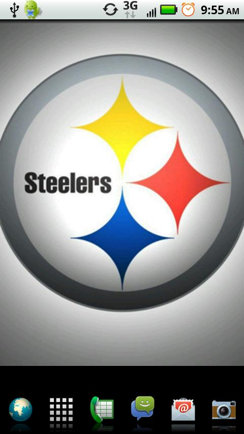 Pittsburgh Steelers 2011 Android Personalization