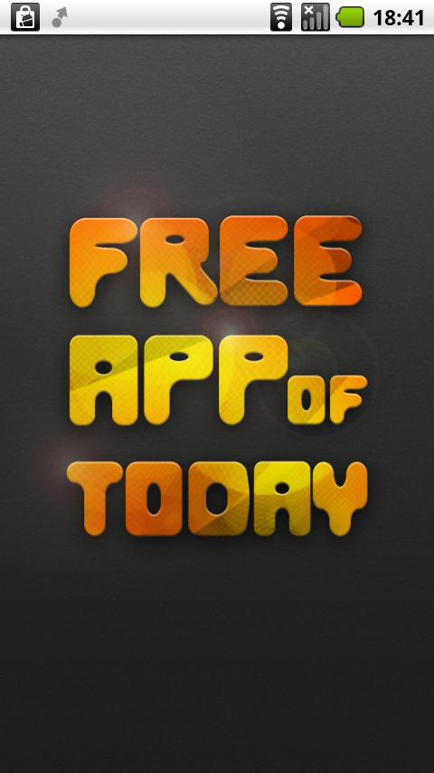 Free App of Today Android Productivity