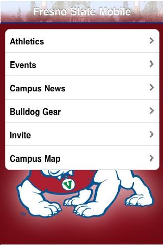 Fresno State Mobile Android Communication