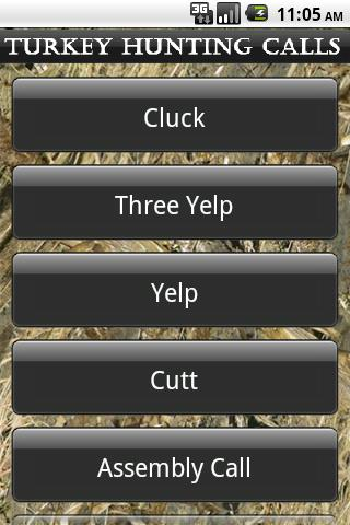 Turkey Hunting Calls Android Sports