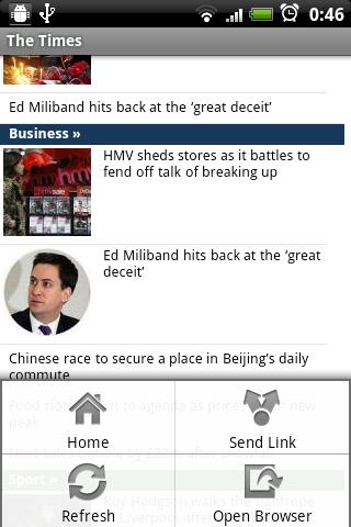 UK Newspapers Online Android News & Magazines
