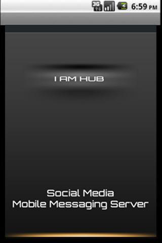 I AM HUB Android Communication