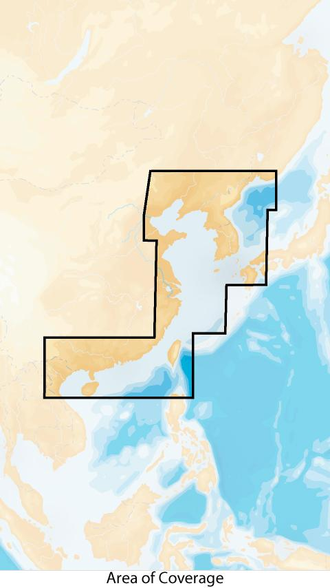 Marine: S. China, Korea, Japan Android Travel & Local