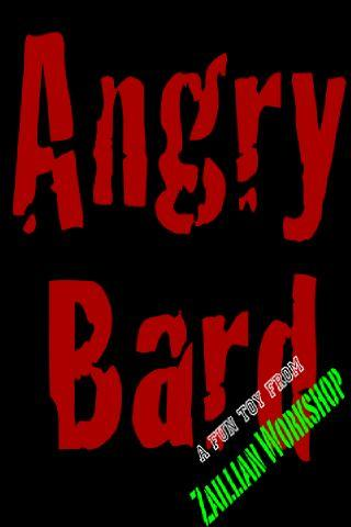 The Angry Bard Android Entertainment